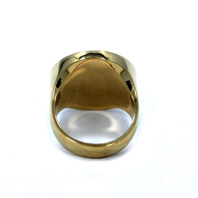Cry Later Ring Gold / 9 Ss Rings