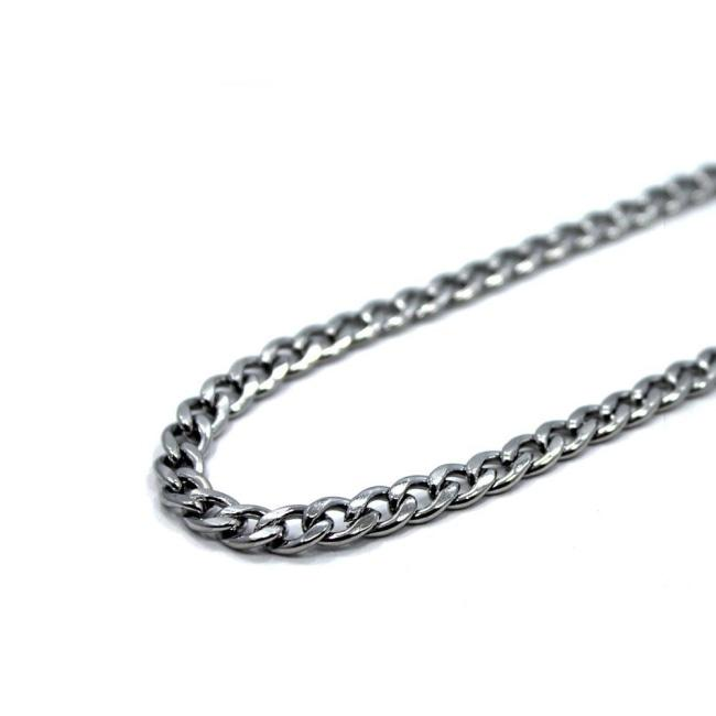 Cuban Link Chain Ss Necklaces