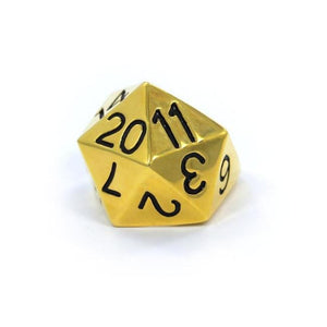 D20 Ring Ss Rings