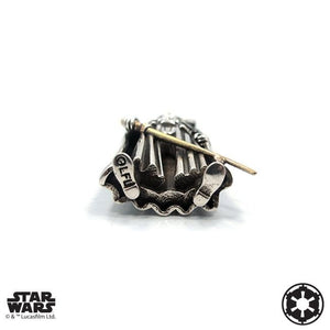 bottom of the darth vader Pendant from the han cholo star wars collection