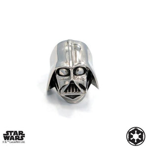 front of the darth vader ring from the han cholo star wars collection