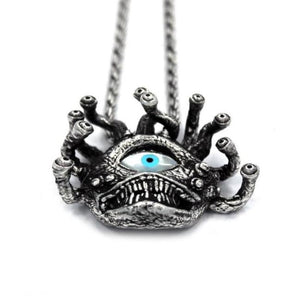 D&d Beholder Pendant Pm Necklaces
