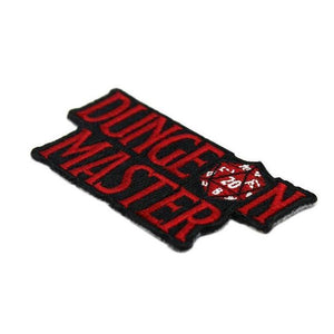 D&D Dungeon Master Patch, dungeons and dragons, DM, dungeon master
