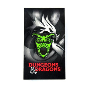 D&D Tomb Of Horrors Enamel Pin,D&D pin,D&D enamel pin,Dungeons and dragons pin