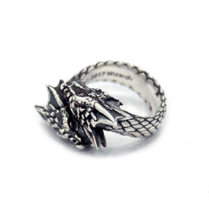 D&D Twin Dragon Ring,Dungeons and dragons ring,D&D jewelry,DND Dragon,dragon ring,2 headed dragon