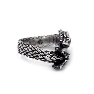 D&D Twin Dragon Ring,Dragon Ring,D&D jewelry,D&D ring,D&D accessory,dragon jewelry,dragon head ring