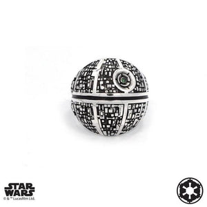 Death Star Ring Sterling .925 / 9 Pm Rings