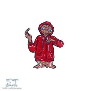 E.t. Street Wear Enamel Pin