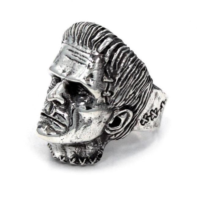 Frankenstein Ring,monster ring, universal monster ring, classic monster ring, classic monster rings