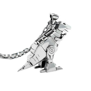 Grimlock Pendant Vermeil / 24 Pm Necklace