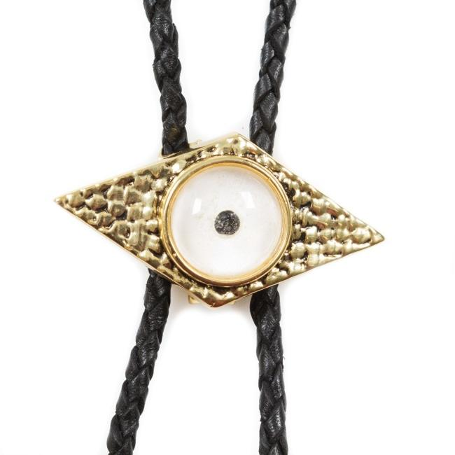 Han Bolo Tie Gold Ss Necklaces