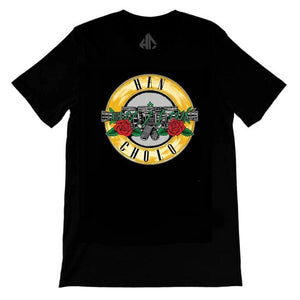 Hc Roses T-Shirt Black / Xs Apparel