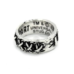 till death do us part ring, frankenstin ring, bride ring, wedding rings, universal monster ring