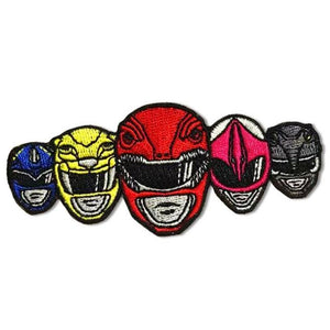 Its Morphin Time Patch