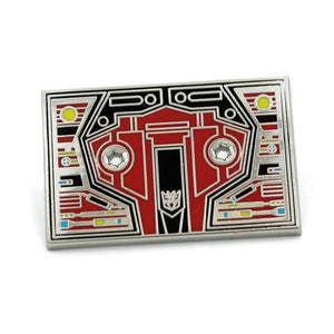 Laserbeak Enamel Pin
