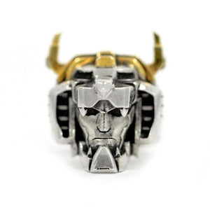 Legendary Defender Ring Sterling .925/vermeil / 7 Pm Rings