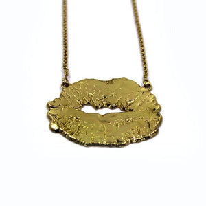 Lips Necklace Pm Necklace