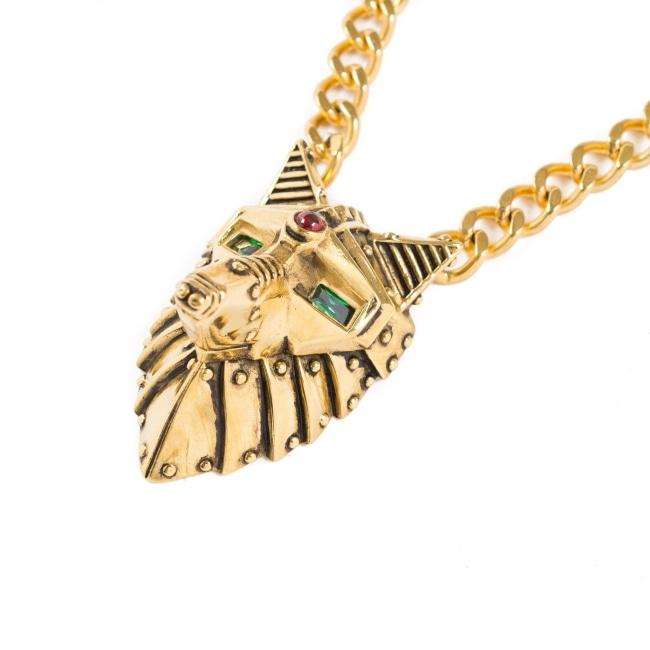 Lobo Necklace Gold Ss Necklaces