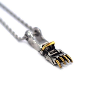 lion paw necklace, voltron lion pendant, voltron netflix, voltron jewelry, voltron accessory