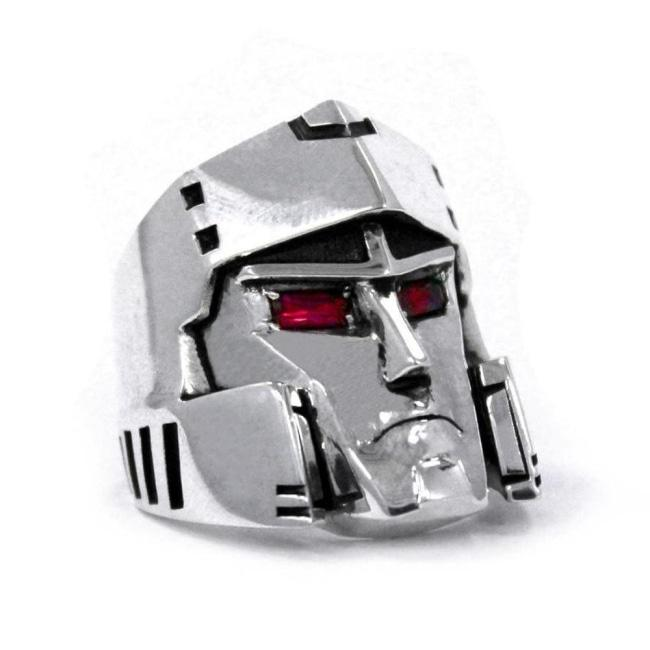 Megatron Ring Sterling Silver .925 / 9 Pm Rings