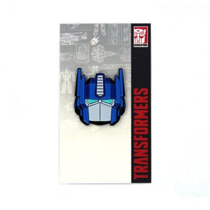 Optimus Prime Enamel Pin,transformers pin,transformers enamel pin,generation 1,optimus pin