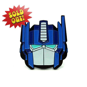 Optimus Prime Enamel Pin