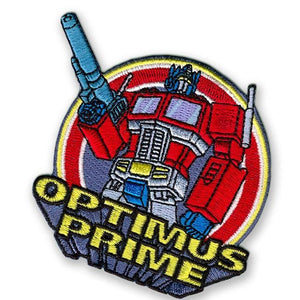 Optimus Prime Patch