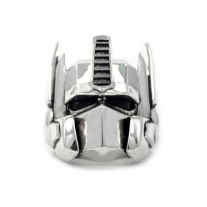 Optimus Prime Ring Sterling Silver .925 / 9 Pm Rings