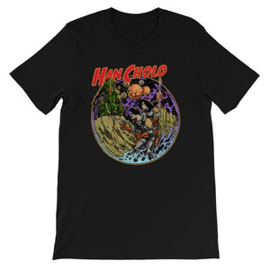 Planet Doom T-Shirt Black / S Apparel