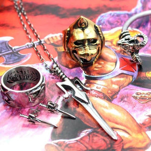 Power Sword Pendant, He-man jewelry, power sword necklace, power sword jewelry, power sword