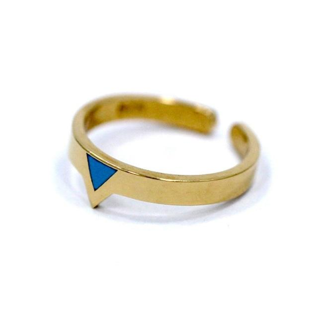 Princess Allura Ring Vermeil / O Pm Rings