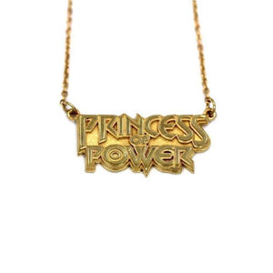 Princess Of Power Necklace Pm Necklace