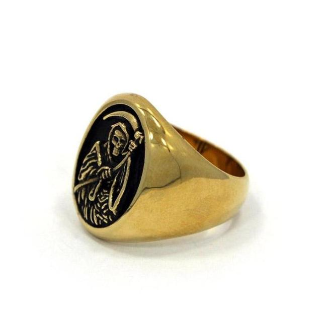 Reaper Ring Gold / 9 Ss Rings
