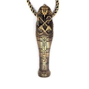 Sarcophagus Pendant Pm Necklaces
