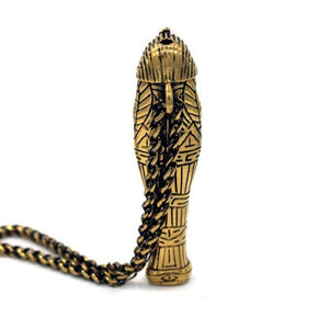 Sarcophagus Pendant Ss Necklaces