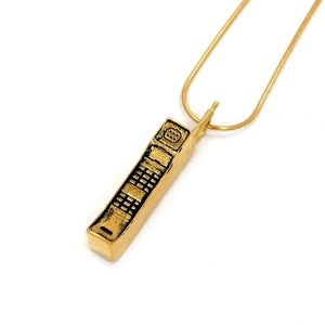 Saved By The Cell Pendant Pm Necklaces