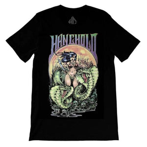Serpentine Princess T-Shirt Black / M Apparel