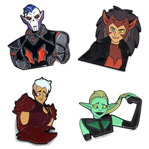 She-Ra Horde Bundle ( 4 Pin Bundle) Enamel