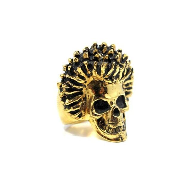 Sid Skull Ring Ss Rings