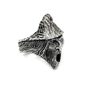Skinner Chaos Head Ring Pm Rings