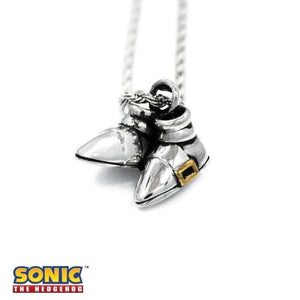 Sonic Sneakers Pendant Silver / 24 Ss Necklaces