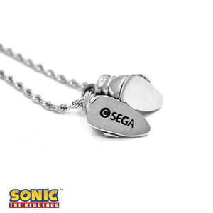 Sonic Sneakers Pendant Ss Necklaces
