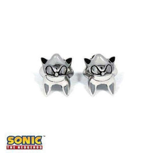 Sonic Stud Earrings Silver / O/s Ss Earrings
