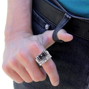 Soundwave Cassette Player Ring Pm Rings