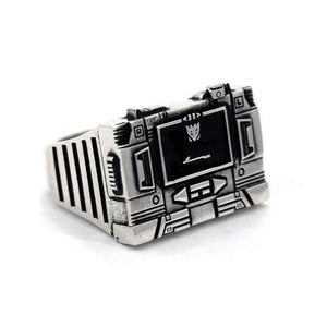 decepticon jewelry,80s transformers jewelry,80s transformers generation 1