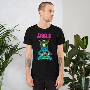Space Medusa T-Shirt Apparel