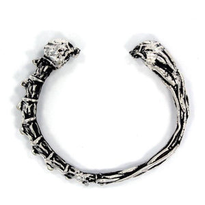 Spirit Bone Cuff Sterling .925 / O/s Pm Bracelets