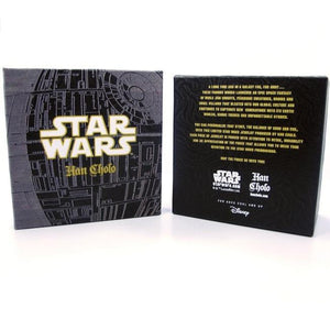 shot of the officially licensed star wars jewelry box from han cholo