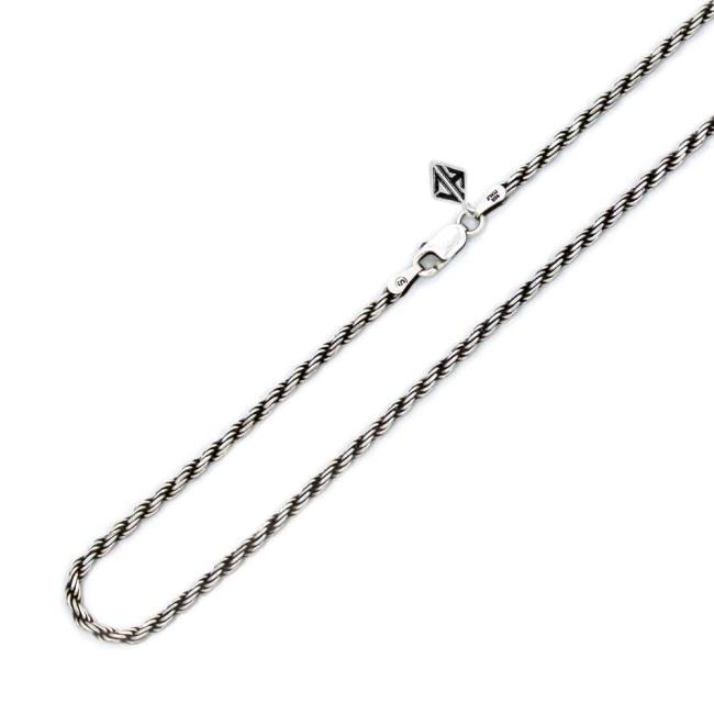 Sterling Rope Chain Pm Necklaces