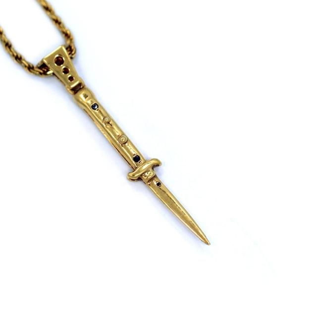 Switchblade Pendant Pm Necklaces